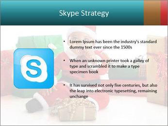 Baby Santa PowerPoint Template - Slide 8