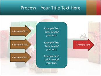 Baby Santa PowerPoint Template - Slide 85