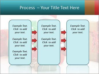 Baby Santa PowerPoint Template - Slide 86