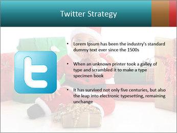 Baby Santa PowerPoint Template - Slide 9