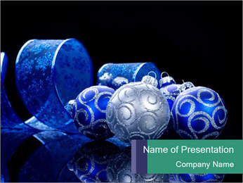 Christmas PowerPoint Templates - Slide 1