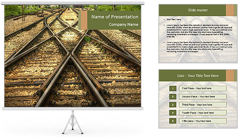 0000091814 PowerPoint Template