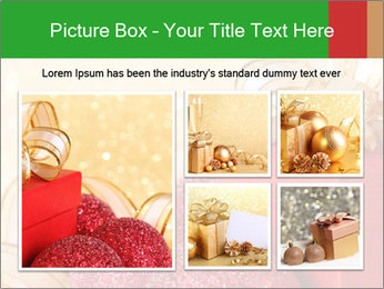 Christmas gift PowerPoint Template - Slide 19