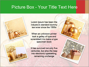 Christmas gift PowerPoint Template - Slide 24
