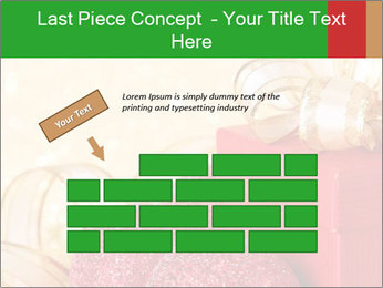 Christmas gift PowerPoint Template - Slide 46