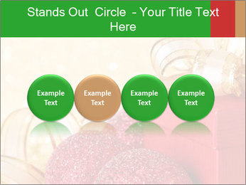 Christmas gift PowerPoint Template - Slide 76