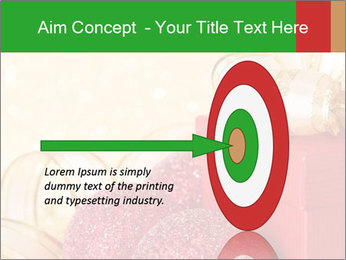 Christmas gift PowerPoint Template - Slide 83