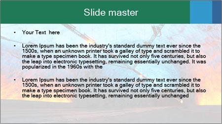 Laerdal Tunnel PowerPoint Template - Slide 2