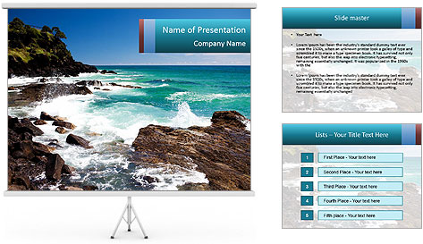0000091818 PowerPoint Template