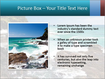 Amazing ocean PowerPoint Template - Slide 13