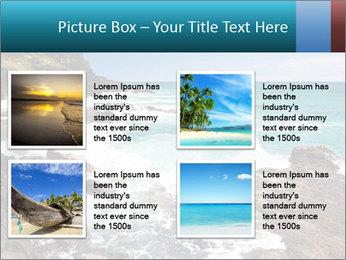 Amazing ocean PowerPoint Template - Slide 14