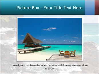 Amazing ocean PowerPoint Template - Slide 15