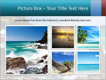 Amazing ocean PowerPoint Template - Slide 19