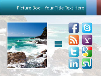 Amazing ocean PowerPoint Template - Slide 21