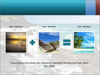 Amazing ocean PowerPoint Template - Slide 22