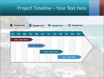 Amazing ocean PowerPoint Template - Slide 25