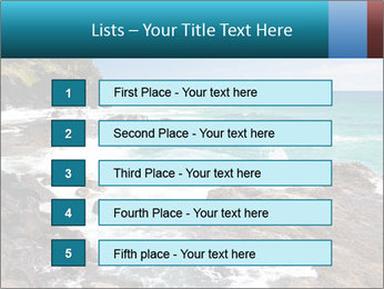 Amazing ocean PowerPoint Template - Slide 3