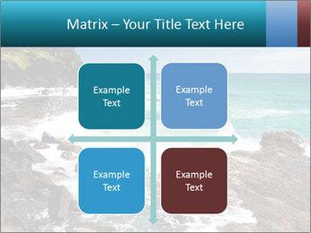 Amazing ocean PowerPoint Template - Slide 37