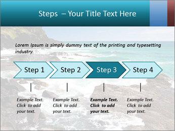 Amazing ocean PowerPoint Template - Slide 4