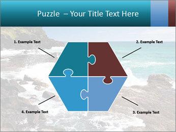 Amazing ocean PowerPoint Template - Slide 40