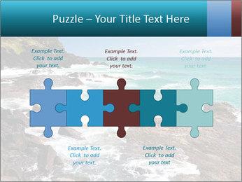 Amazing ocean PowerPoint Template - Slide 41