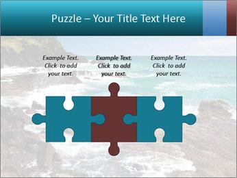 Amazing ocean PowerPoint Template - Slide 42