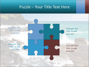Amazing ocean PowerPoint Template - Slide 43