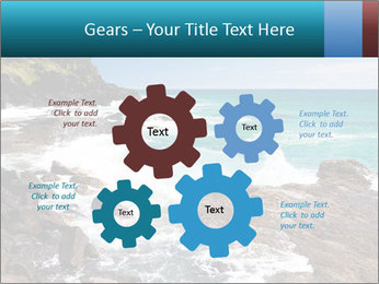 Amazing ocean PowerPoint Template - Slide 47