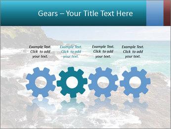 Amazing ocean PowerPoint Template - Slide 48
