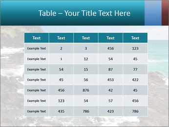 Amazing ocean PowerPoint Template - Slide 55