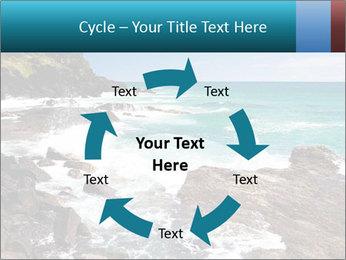 Amazing ocean PowerPoint Template - Slide 62