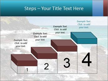 Amazing ocean PowerPoint Template - Slide 64