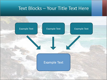 Amazing ocean PowerPoint Template - Slide 70