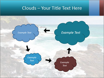 Amazing ocean PowerPoint Template - Slide 72