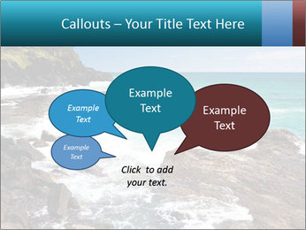 Amazing ocean PowerPoint Template - Slide 73