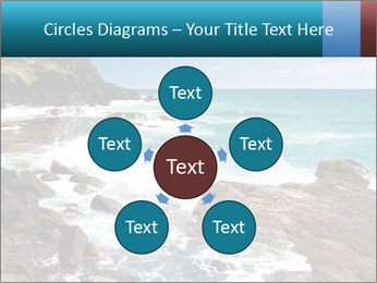 Amazing ocean PowerPoint Template - Slide 78
