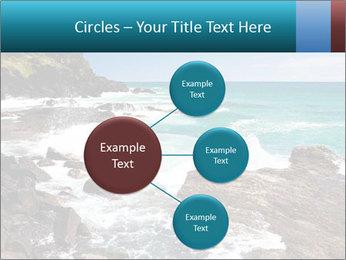 Amazing ocean PowerPoint Template - Slide 79