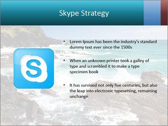 Amazing ocean PowerPoint Template - Slide 8