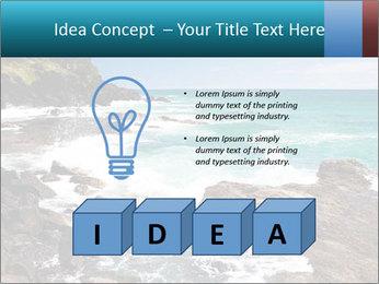 Amazing ocean PowerPoint Template - Slide 80