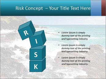 Amazing ocean PowerPoint Template - Slide 81