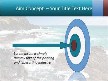 Amazing ocean PowerPoint Template - Slide 83