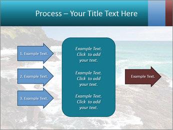 Amazing ocean PowerPoint Template - Slide 85