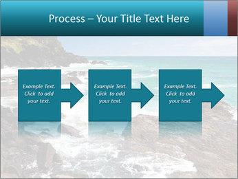 Amazing ocean PowerPoint Template - Slide 88