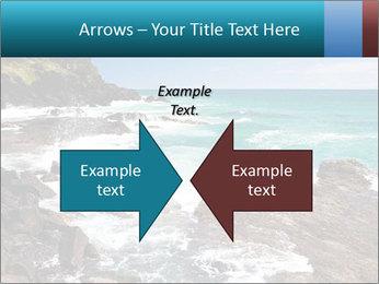 Amazing ocean PowerPoint Template - Slide 90