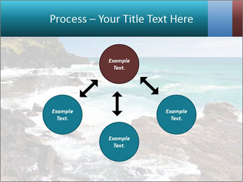 Amazing ocean PowerPoint Template - Slide 91