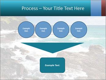 Amazing ocean PowerPoint Template - Slide 93