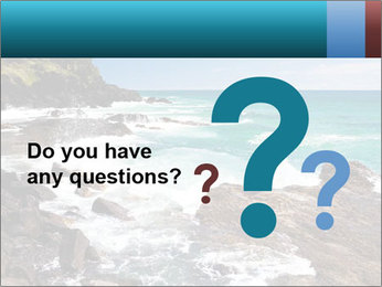 Amazing ocean PowerPoint Template - Slide 96