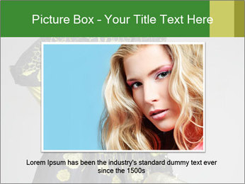 Fashion model PowerPoint Template - Slide 16