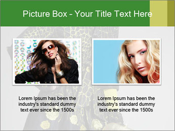 Fashion model PowerPoint Template - Slide 18