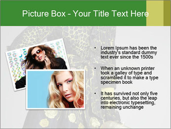 Fashion model PowerPoint Template - Slide 20